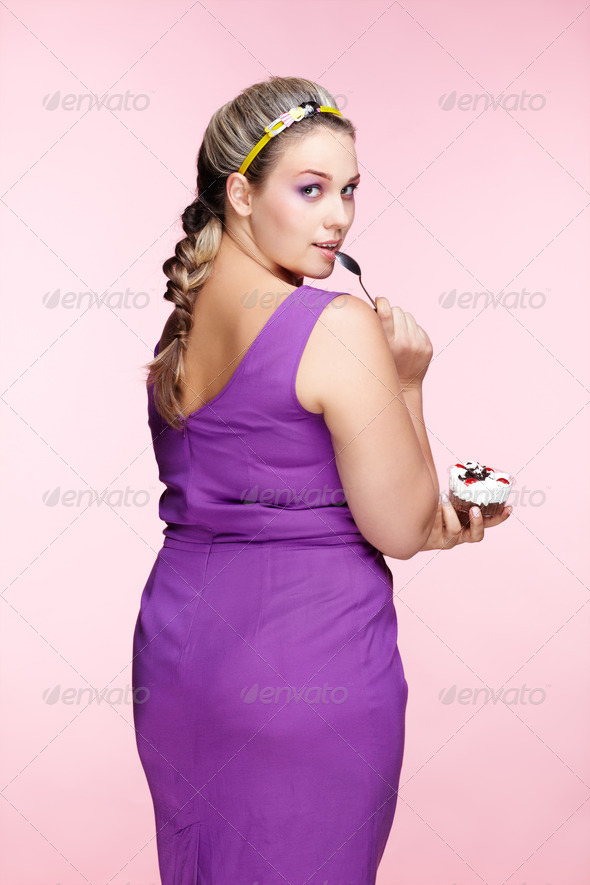 sweet tooth - Stock Photo - Images