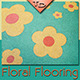 Summer Floral Flooring - GraphicRiver Item for Sale