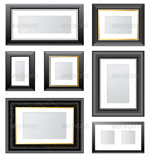 GraphicRiver Frames 5058378