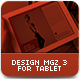 Design MGZ 3 for Tablet - GraphicRiver Item for Sale