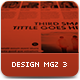 Design MGZ 3 - GraphicRiver Item for Sale