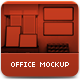 The Office MockUp - GraphicRiver Item for Sale