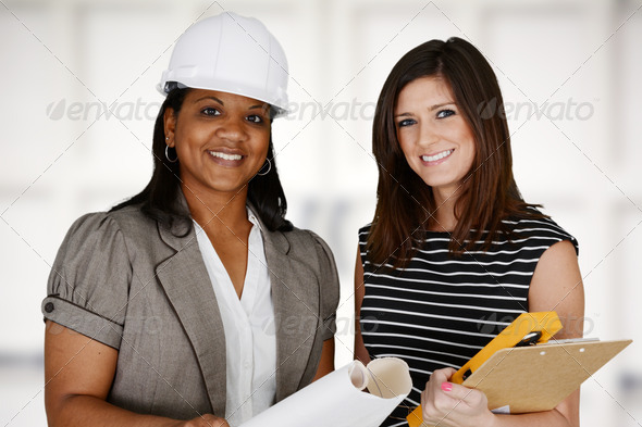 Construction Team - Stock Photo - Images