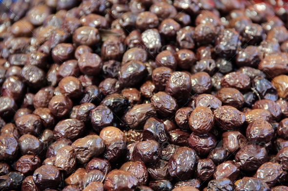 Black Olive  - Stock Photo - Images
