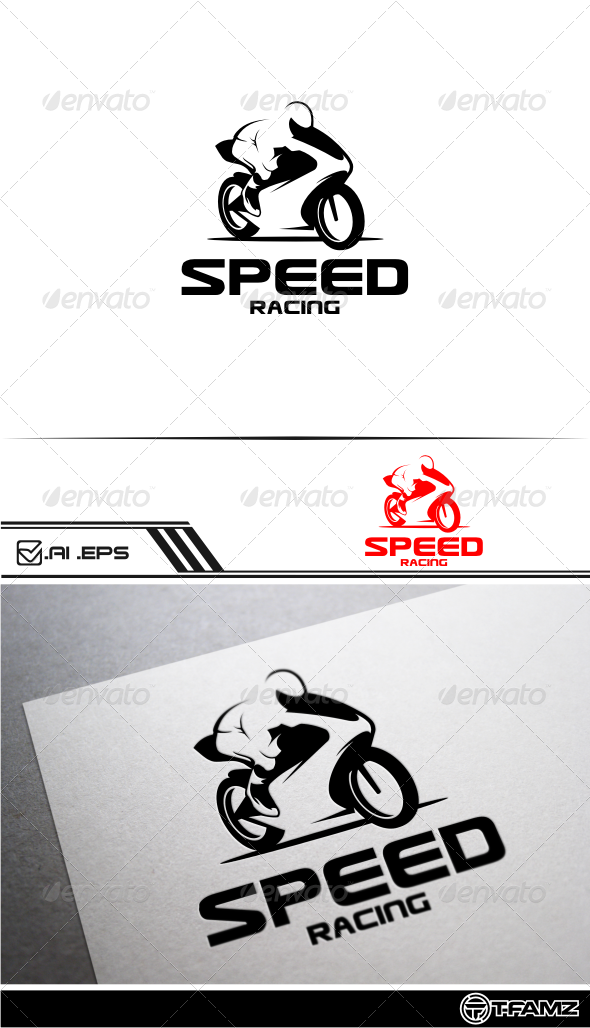 GraphicRiver Speed Logo Templates 5065243