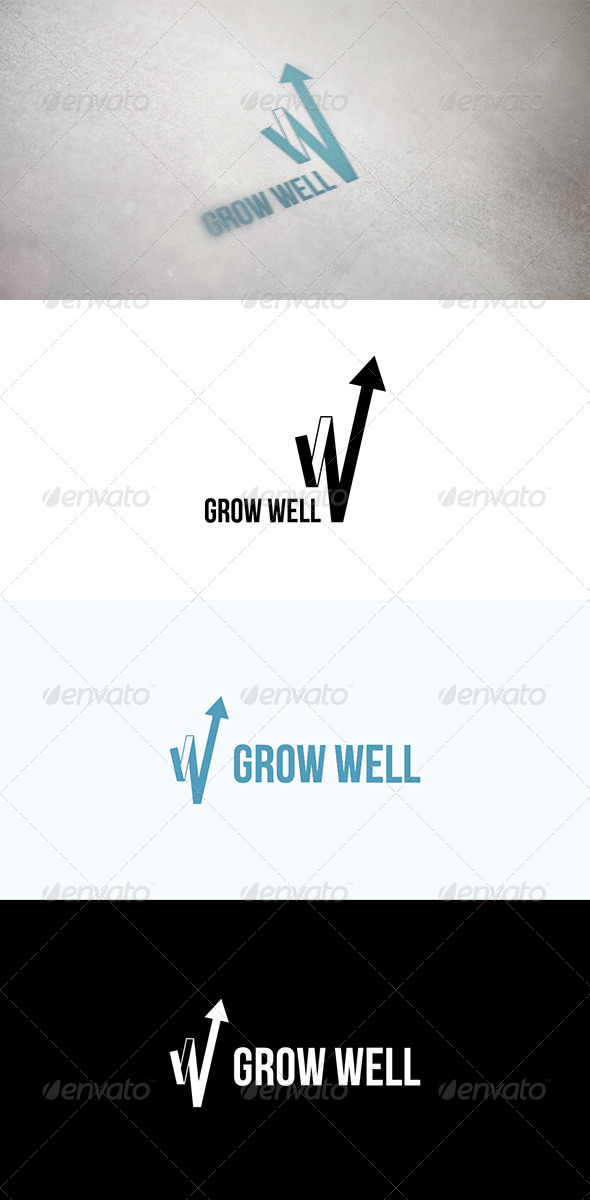 GraphicRiver Grow Well 5065522