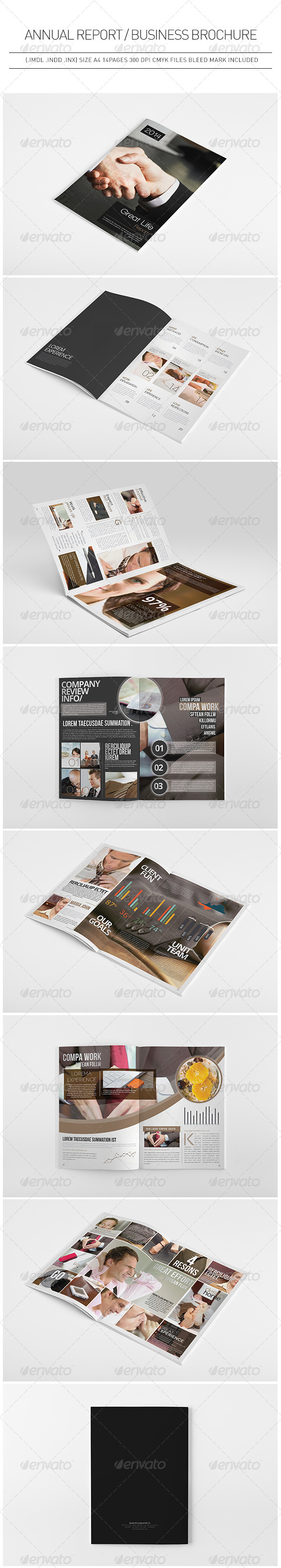 Annual Report / Business Brochure - Corporate Brochures