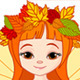 Autumn fairy girl - GraphicRiver Item for Sale