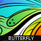 Vector Butterfly Design - GraphicRiver Item for Sale