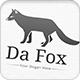 Da Fox Logo - GraphicRiver Item for Sale