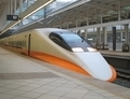 Modern High Speed Train - PhotoDune Item for Sale