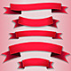 Red Ribbons - GraphicRiver Item for Sale