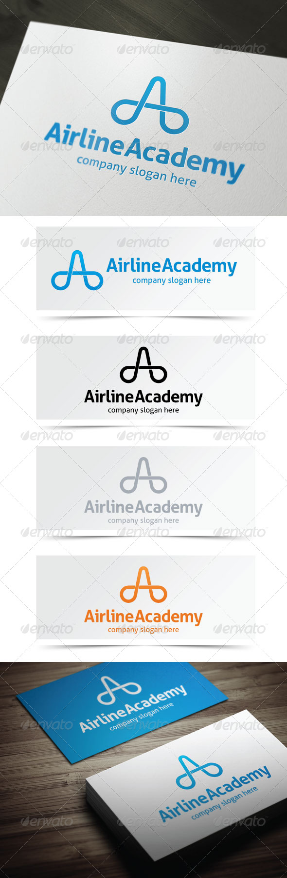 GraphicRiver Airline Academy 5080867