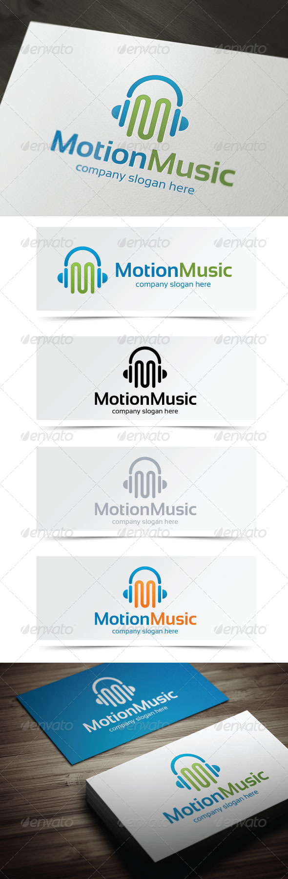 GraphicRiver Motion Music 5080886