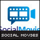 Social Movies Logo Template - GraphicRiver Item for Sale