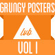 Grungy Posters - Vol. I - GraphicRiver Item for Sale