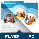 Corporate Flyer - Kid's Love - GraphicRiver Item for Sale