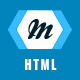 Monogram - Responsive HTML5 Template - ThemeForest Item for Sale