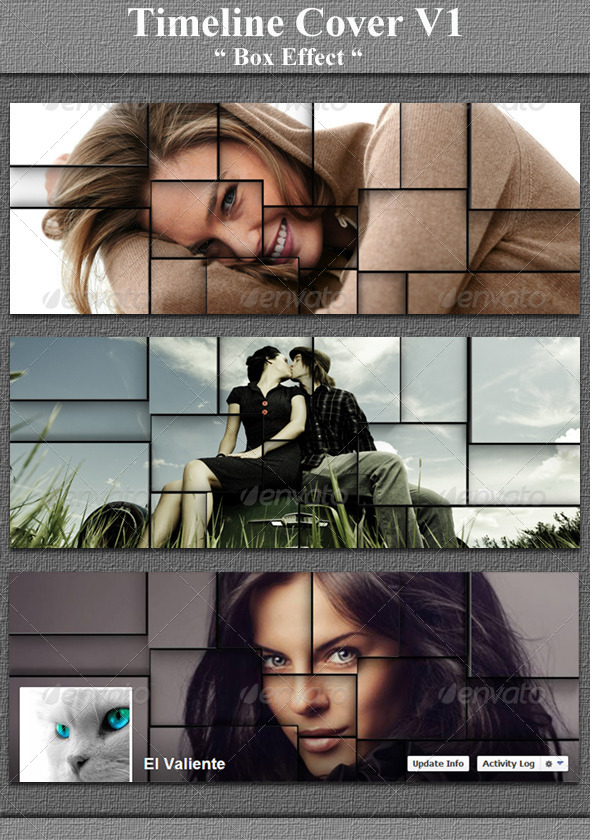 GraphicRiver Facebook Timeline Cover V1 5087973
