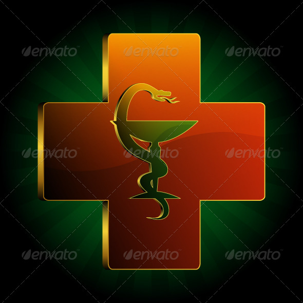 GraphicRiver Medical Snake 5087976