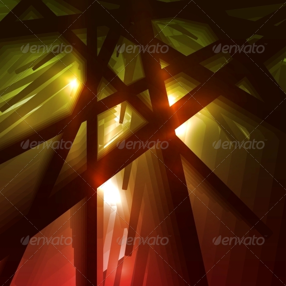 GraphicRiver Dark Abstract Background 5089313
