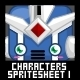 Characters Spritesheet - GraphicRiver Item for Sale