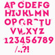Crazy alphabet - VideoHive Item for Sale