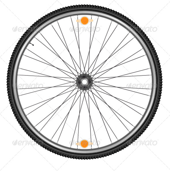 GraphicRiver Wheel 5099600