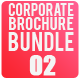Tri-Fold Corporate Business Brochure Bundle 02 - GraphicRiver Item for Sale