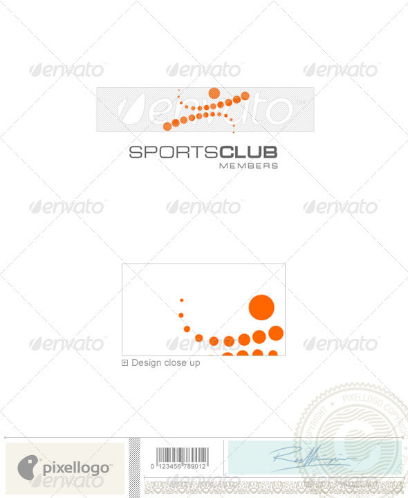 GraphicRiver Activities & Leisure Logo 886 524693