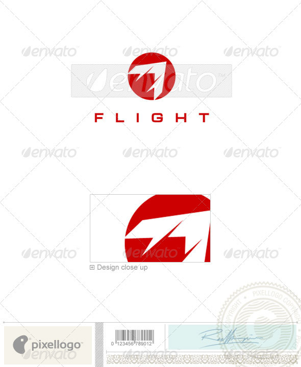 GraphicRiver Transport Logo 836 524696
