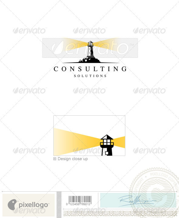 Business & Finance Logo - 946 - Buildings Logo Templates