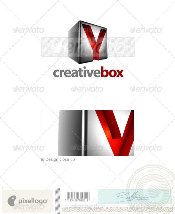 GraphicRiver Y Logo 3D-554-Y 524767