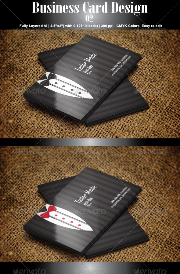 GraphicRiver Business Card 02 4601684