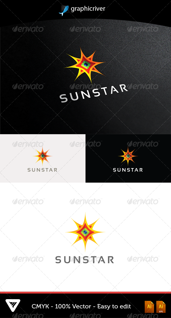 GraphicRiver Sunstar 5075729