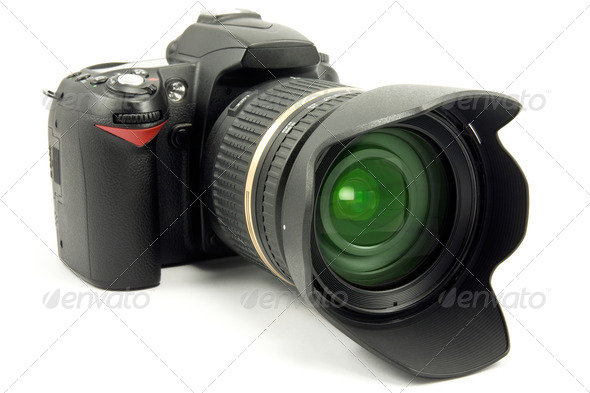 Camera - Stock Photo - Images