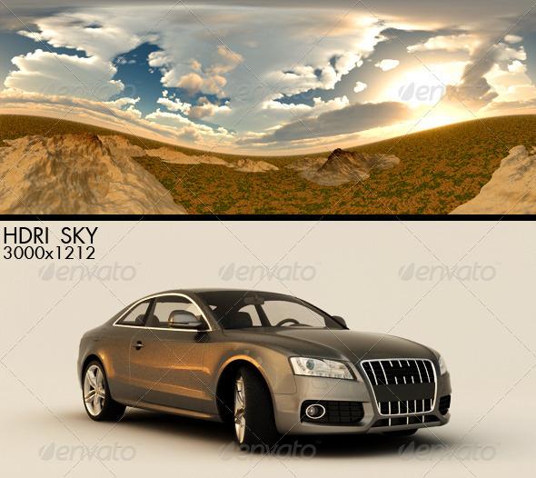 3DOcean Hdri sky 525001