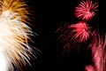 Long exposure fireworks and sparkles for New Year - PhotoDune Item for Sale