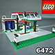 LEGO Octan Gas Station (6472) - 3DOcean Item for Sale