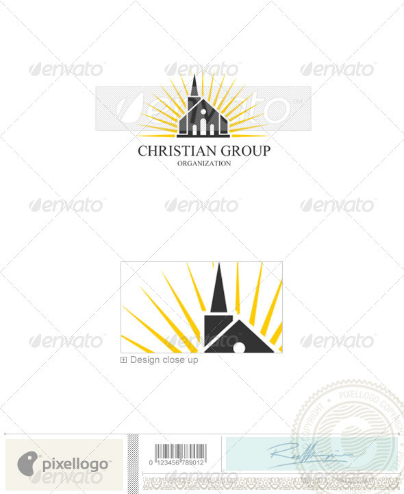 Business & Finance Logo - 986 - Buildings Logo Templates