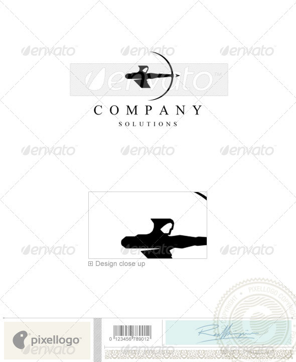 GraphicRiver Business & Finance Logo 1000 526566