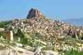 Uchisar rock fortress - Nevsehir, Cappadocia. - PhotoDune Item for Sale