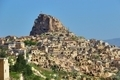 Uchisar castle in Nevsehir, Cappadocia - PhotoDune Item for Sale