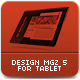 Design MGZ 5 for Tablet - GraphicRiver Item for Sale