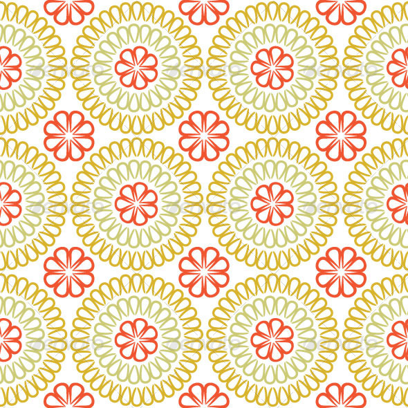GraphicRiver Seamless Classic Pattern 67 5109863