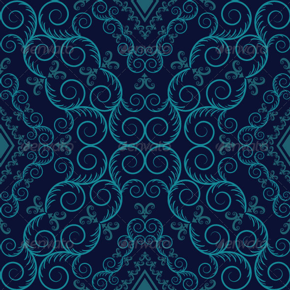 GraphicRiver Seamless Classic Pattern 68 5109870