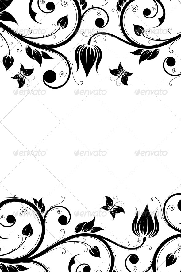 GraphicRiver Floral Design Ornament 5110876