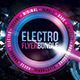 Electro / Dance Flyer Bundle - GraphicRiver Item for Sale