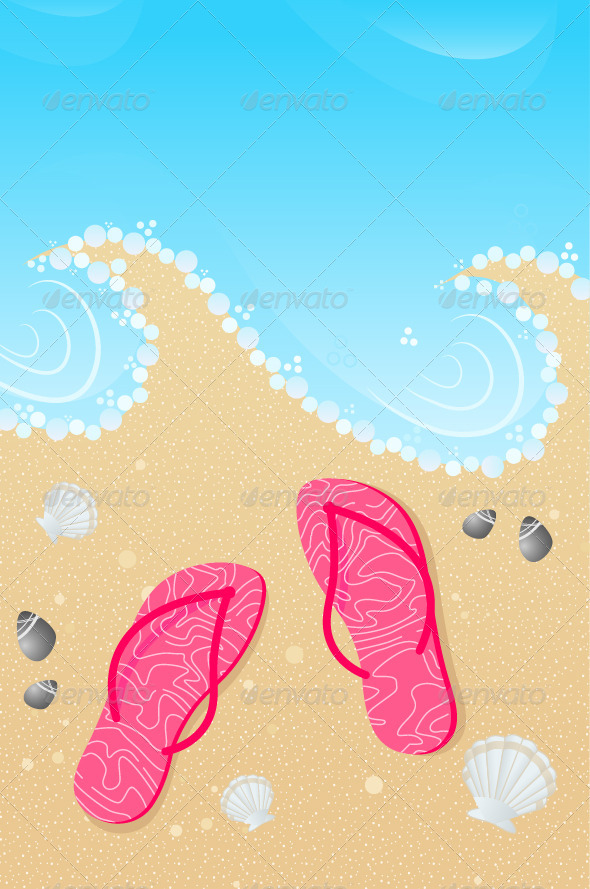 GraphicRiver Summer Background 5116903