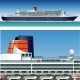 Vector Hi-Detailed Cruise Ship - GraphicRiver Item for Sale